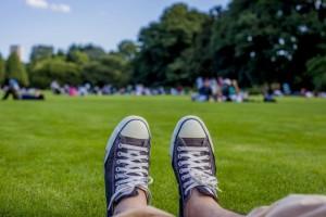 夏フェスおすすめの靴