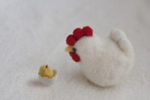 鶏が先かタマゴが先か