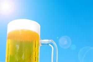 ビールの賞味期限切れ
